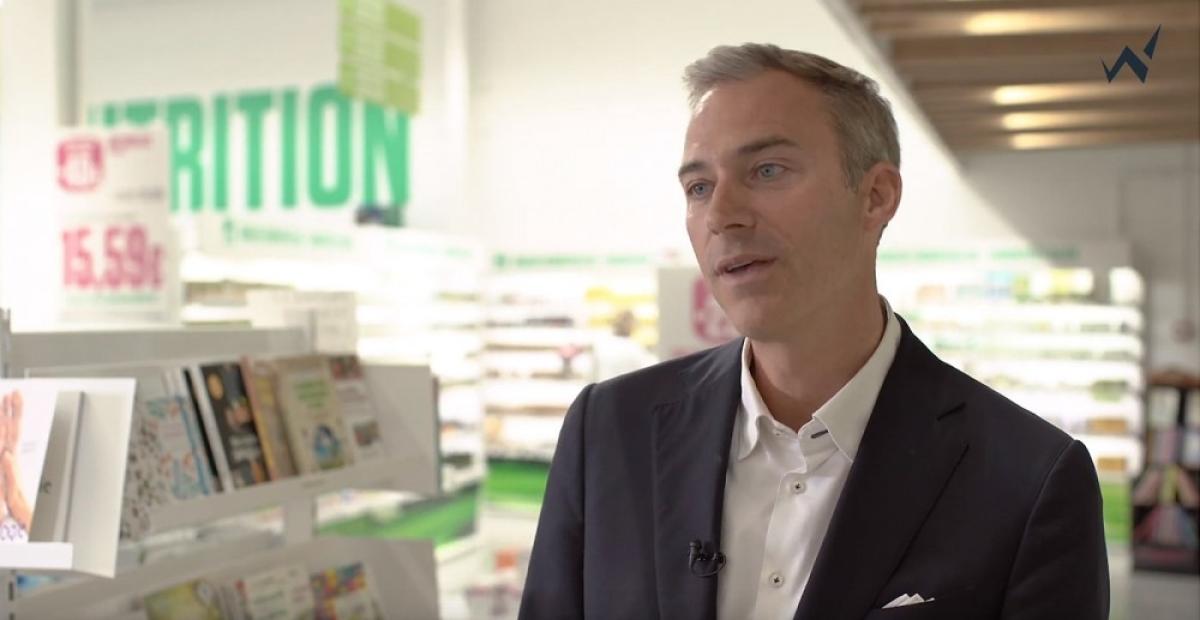 Découvrez l'interview de <b>Yvan Verougstraete</b>, fondateur et ceo de <b>Medi-Market</b>.