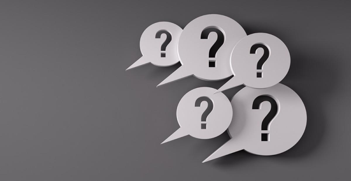 <b>Voici une nouvelle série de 5 questions</b> <b>que se posent beaucoup d'investisseurs</b> - par le Professeur Mikael Petitjean