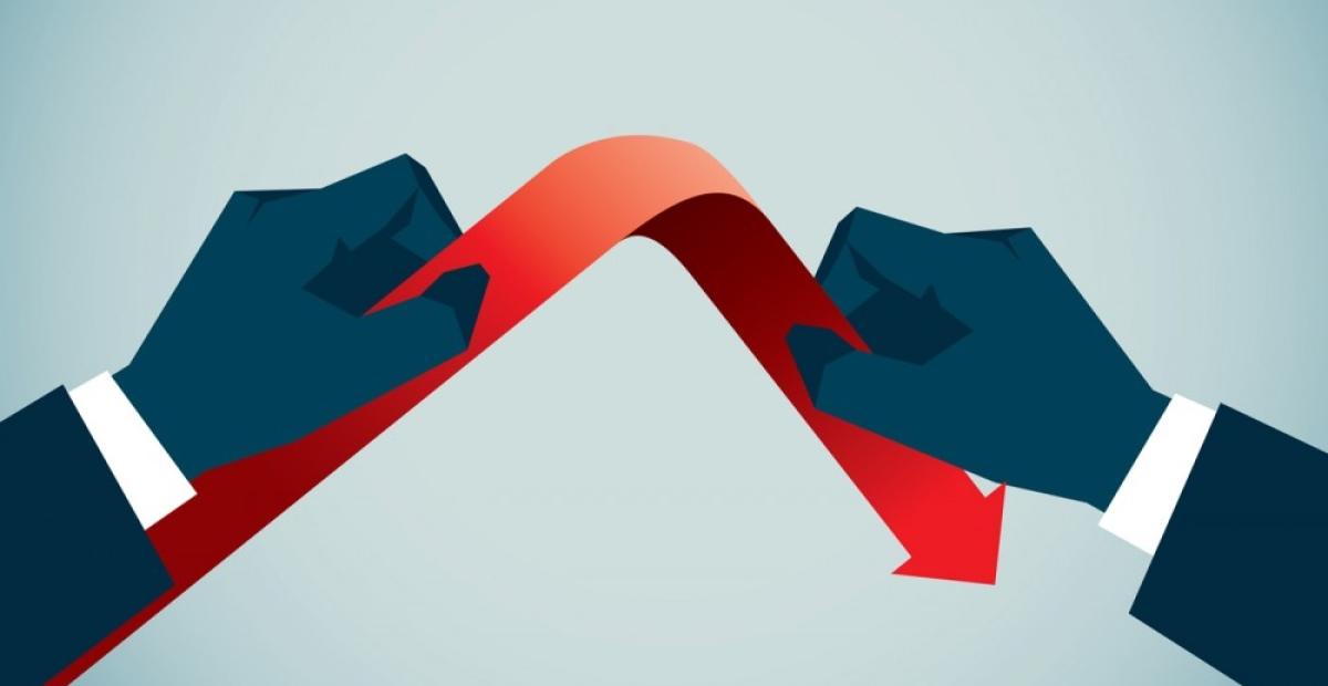 <b>Les taux d'intérêt ne vont pas remonter de sitôt.</b> par J.Blavier