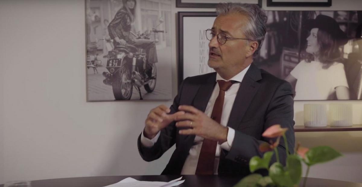 Découvrez l'<b>interview de Yves Delacollette</b>, par Jean Blavier.