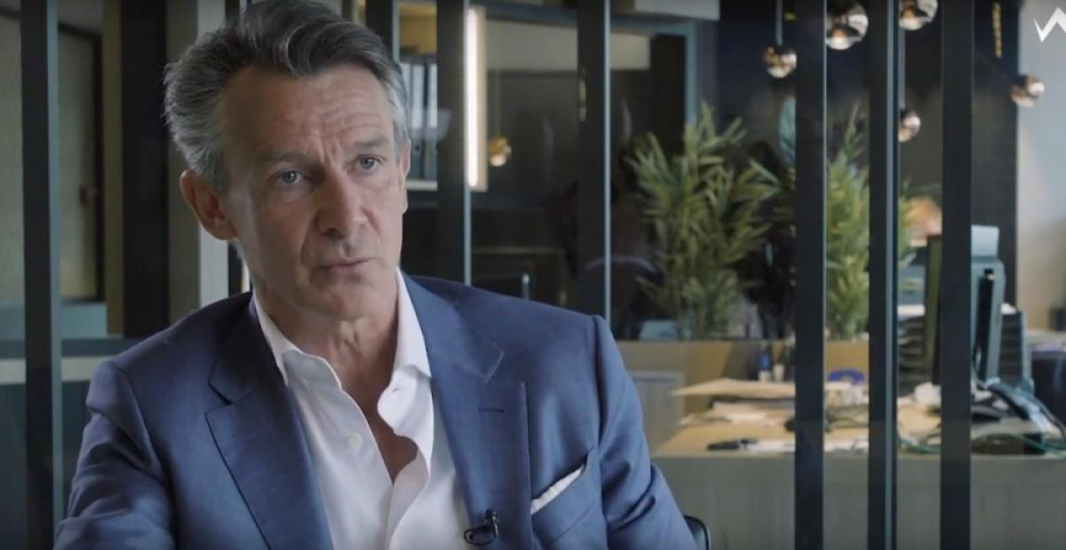 Découvrez l'interview de Stéphan Sonneville, CEO de la société cotée ATENOR, par J Blavier.