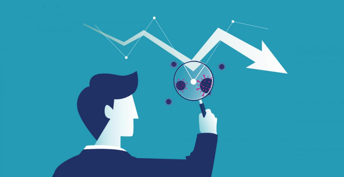 Analyse de l'impact de la crise COVID19 sur les marchés financiers