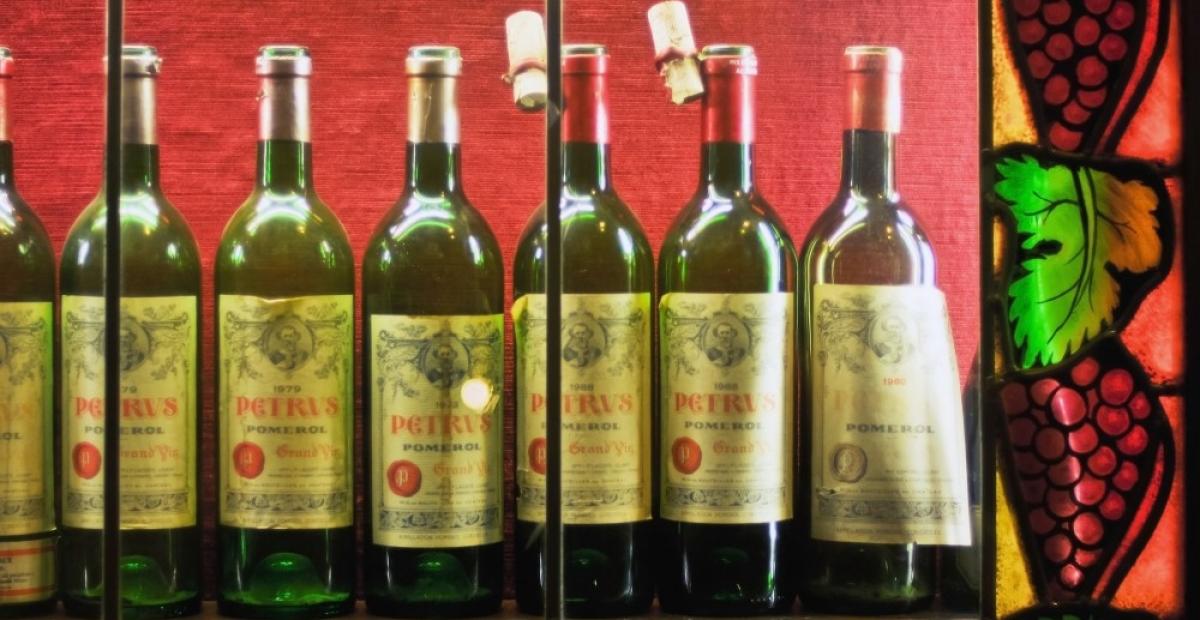 Beleggen in wijn: opportuniteit en risico