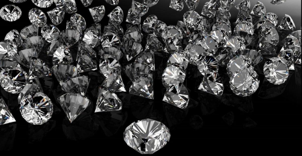 Investeren in diamanten: risico's en opportuniteiten